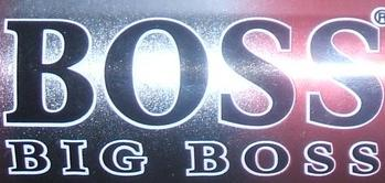 HUGO BOSS, version Algérienne